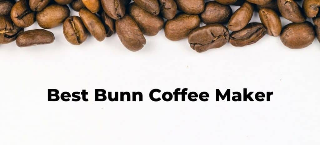 Best Bunn Coffee Grinder